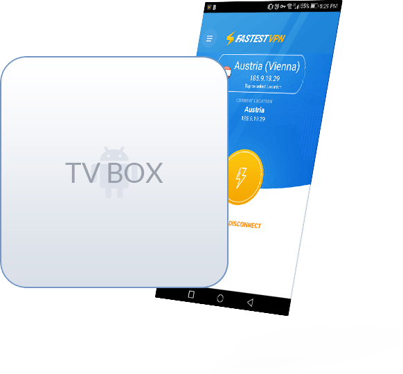 Need A VPN for Android TV Boxes